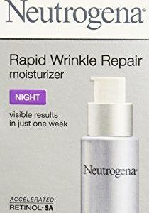0bc7f6eea210 210x300 - Neutrogena Rapid Wrinkle Repair Anti-Wrinkle Night Accelerated Retinol SA Facial Moisturizer, 1 fl. Oz