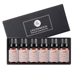 1b2d19a7e70c 300x300 - LAGUNAMOON Essential Oils,Top 6 Essential Oil Gift Set Pure Natural Therapeutic Grade Oils -Lavender,Tea Tree, Eucalyptus,Lemongrass,Orange, Peppermint