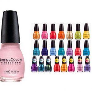 1cc3db107e7a 300x300 - Sinful Colors 10-piece Surprise Nail Polish Set