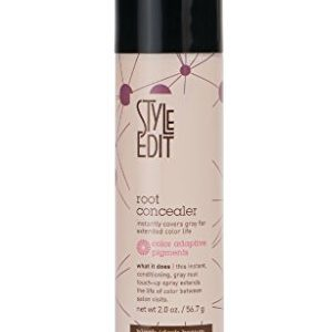 1f4713e90cc9 289x300 - Style Edit Root Concealer, Black Dark Brown, 2 Ounce