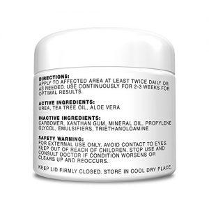 20ab55a150a5 300x300 - 40% Urea Cream Corn and Callus Remover, Skin Exfoliator and Urea Moisturizer Cream (4oz)