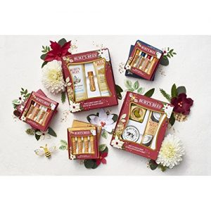 2853832218d9 300x300 - Burt's Bees Classic Tin Trio Holiday Gift Set, 3 Travel Size Products in Gift Box - Cuticle Cream, Hand Salve and Lip Balm