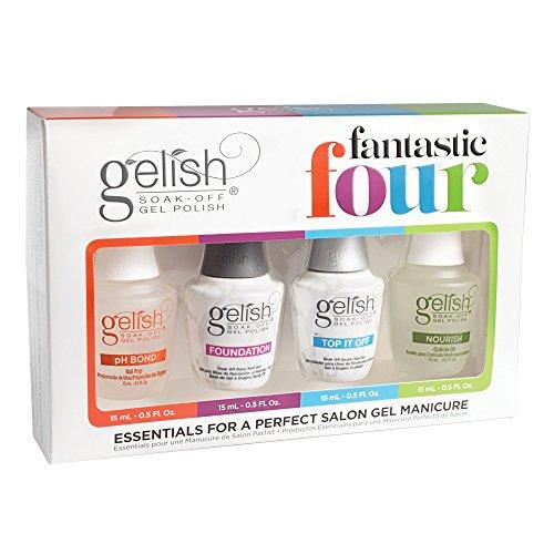 Gelish Fantastic Four