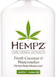 2e97fb45cd38 218x300 - Hempz Natural Herbal Body Moisturizer: Fresh Coconut & Watermelon Moisturizing Skin Lotion, 17 oz
