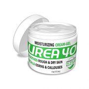 40% Urea Cream Corn and Callus Remover, Skin Exfoliator and Urea Moisturizer Cream (4oz)