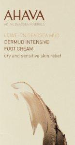 3e519a75b1c1 155x300 - AHAVA Dead Sea Mud Dermud Intensive Foot Cream, 3.4 fl. oz.