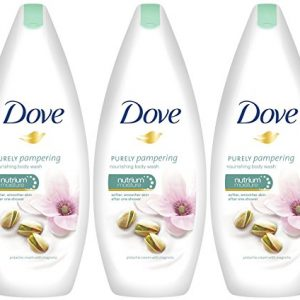 404f4f0c12da 300x300 - Dove Purely Pampering Body Wash, Pistachio Cream with Magnolia, 16.9 Ounce / 500 Ml (Pack of 3)