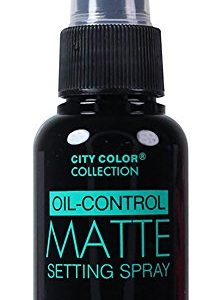 4252b58763a4 216x300 - City Color Oil Control Face Matte Setting Spray, Fresh Rose Scent, 2.54 Fluid Ounce