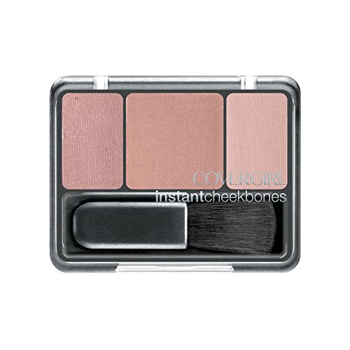COVERGIRL Instant Cheekbones Contouring Blush Sophisticated Sable 240, 0.29 oz