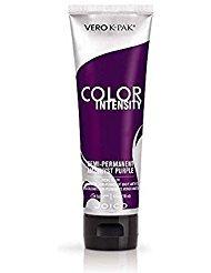 490a70a405e7 - Joico Intensity Semi-Permanent Hair Color, Amethyst Purple, 4 Ounce