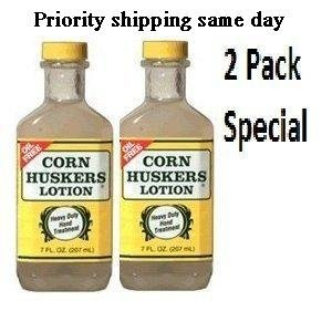 6391826fcbaf - Special 2 pack Corn Huskers Heavy Duty Oil-Free Hand Treatment Lotion 7 fl oz