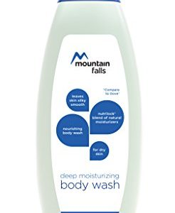 6f43ec928b81 246x300 - Mountain Falls Deep Moisturizing Nourishing Body Wash for Dry Skin with Natural Moisturizers, Compare to Dove, 24 Fluid Ounce (Pack of 4)