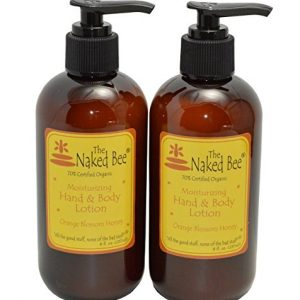 6f56628e6bc6 300x300 - The Naked Bee Orange Blossom Honey Hand & Body Lotion, 8 oz, 2 Pack