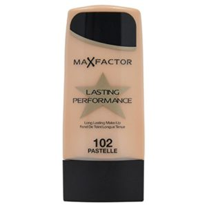 82ff036a7a01 300x300 - Max Factor Long Lasting Performance Foundation, No.102 Pastelle, 1.1 Ounce