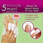 5 Minute Mani: Healing Nail & Cuticle Mask