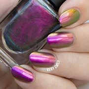 ILNP Cameo – Pink, Purple, Copper, Gold, Green Ultra Chrome Nail Polish