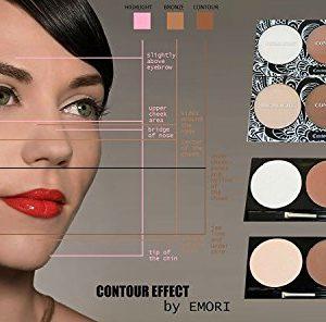 9cbf702a2b80 300x296 - Premium Contour Highlight Bronx Makeup Effect Palette Set