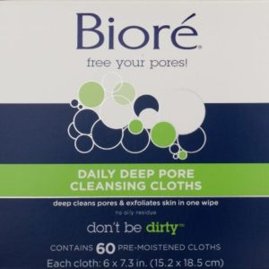 aa783da59c7b 300x300 - Biore Daily Deep Pore Cleansing Cloths, 60 Count