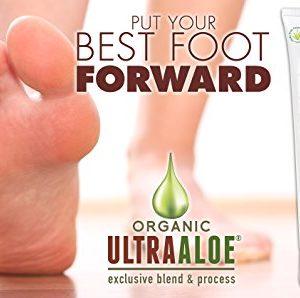b30c5315b29a 300x298 - Miracle of Aloe, Miracle Foot Repair Cream 8 oz – 2 Pack with 60% Pure Organic Aloe Vera Softens Dry Cracked Feet.