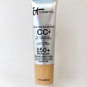 c32f3382b21c 300x300 - It Cosmetics Your Skin But Better CC Cream with SPF 50 Medium 0.406 Ounce Travel Size