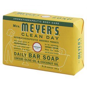 c6e583f58d4b 300x300 - Mrs. Meyer's Daily bar soap, Honeysuckle, 5.3 oz