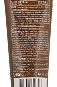 c8231bf85a09 199x300 - Yes To Coconut Hydrate & Restore Protecting Hand & Cuticle Cream, 3 Ounce