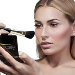 Aesthetica Blush Compact – Translucent Pressed Powder Blush, 0.16 oz