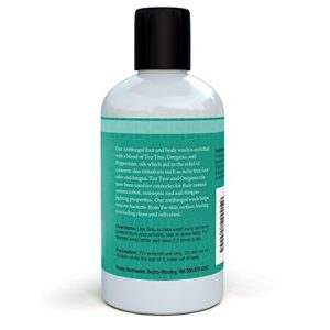 d0cb479d4f28 300x300 - Antifungal Tea Tree Oil Body Wash, Great for Athletes, Foot Care, Body Odor and Toenails. Helps Deodorize- Leaving Skin, Feet and Nails Refreshed and Healthy Looking – 9 oz.