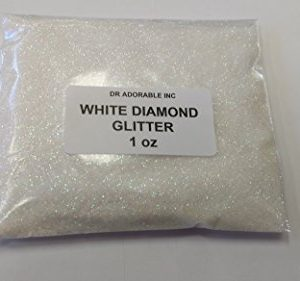 dae530403188 300x281 - 1 OZ WHITE DIAMOND GLITTER FOR SOAP COSMETIC BY DR.ADORABLE