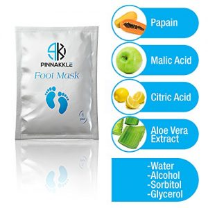 e4a8b9867bac 300x300 - Baby Feet Exfoliating Foot Peel Mask | Exfoliating Feet Calluses and Dead Skin Remover | Get A Baby Soft Foot Touch