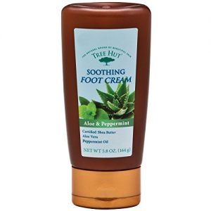 e4c6adb45f84 300x300 - Tree Hut Soothing Foot Cream, Aloe and Peppermint, 5.8-Ounce