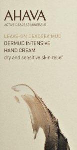 ed806690e136 155x300 - AHAVA Dead Sea Mud Dermud Intensive Hand Cream, 3.4 fl. oz.