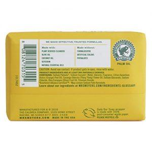 ed9f4478a6e3 300x300 - Mrs. Meyer's Daily bar soap, Honeysuckle, 5.3 oz