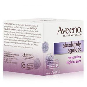 fc2d2e512360 300x300 - Aveeno Absolutely Ageless Restorative Facial Anti-Aging Night Cream, 1.7 Oz