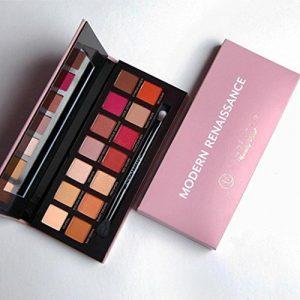 0ac4c0cec782 300x300 - modern Renaissance 14 color Cosmetics Cream Eyeshadow Color Makeup Pro Palette Shimmer Eyeshadow Powder By DMZing