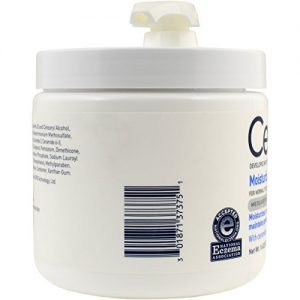 1c4d2b12822c 300x300 - CeraVe Moisturizing Cream with Pump 16 oz Daily Face and Body Moisturizer for Dry Skin