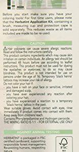 331ffc13cc07 156x300 - Herbatint Permanent Herbal Haircolor Gel, Chestnut, 4.56 Ounce