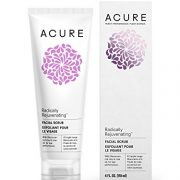 Acure Radically Rejuvenating Facial Scrub, 4 Fluid Ounces (Packaging May Vary)
