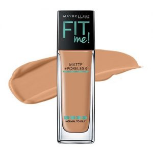 49aa762cacf5 300x300 - Maybelline Fit Me Matte + Poreless Foundation, Toffee, 1 fl. oz.
