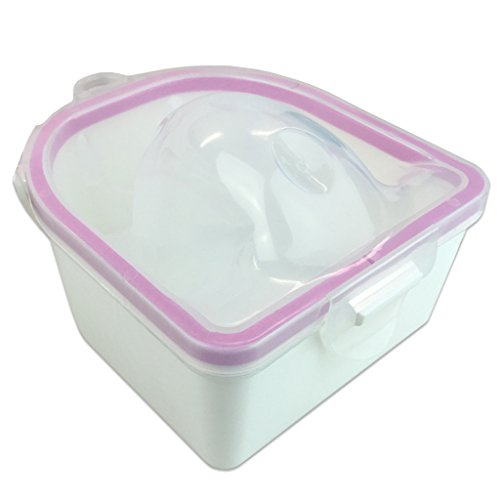 1PCS SOAKING SOAK BOWL TRAY NAIL ART WASH SOAKERS Manicure Treatment Remover