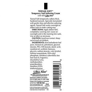 9340577f849a 300x300 - Toenail Soft 1 Oz- 2 Pack Temporary Nail Softening Cream with 60% Ultra Aloe