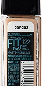 ad92ac1ffe75 149x300 - Maybelline Fit Me Matte + Poreless Liquid Foundation Makeup, Creamy Beige, 1 fl. oz.