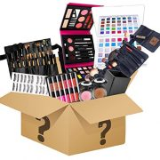 d25369858696 180x180 - SHANY Holiday Surprise - Exclusive All in One Makeup Set - Includes Pro Makeup Brush Set, Eyeshadow Palette ,Makeup Set, Lipgloss Set and etc. - COLORS VARY